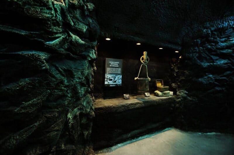 Museo Túnel de Minería