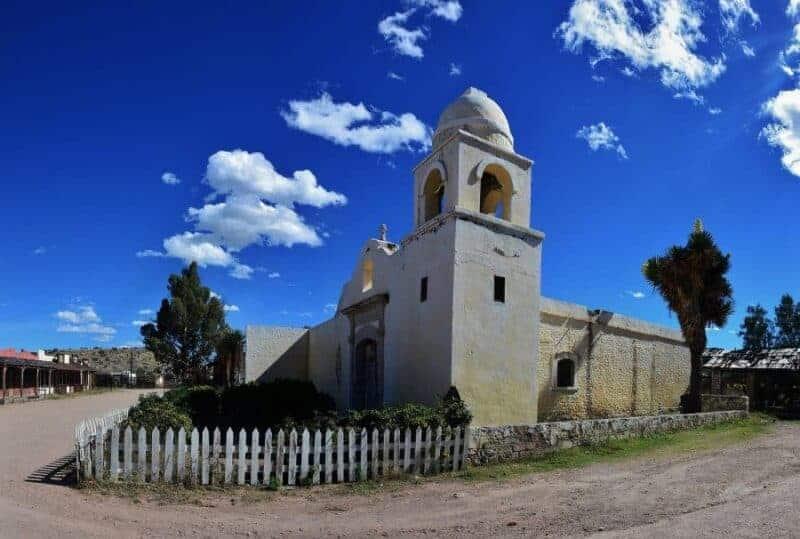 San Vicente de Chupaderos