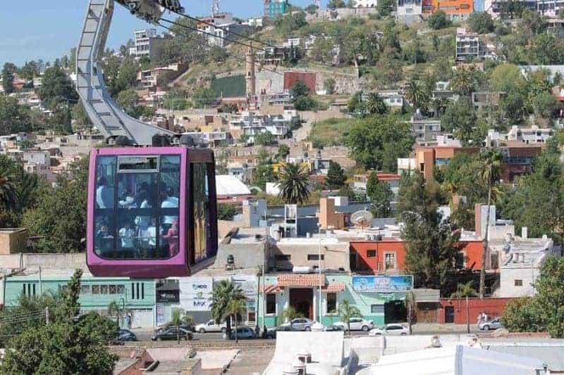 Teleférico de Durango