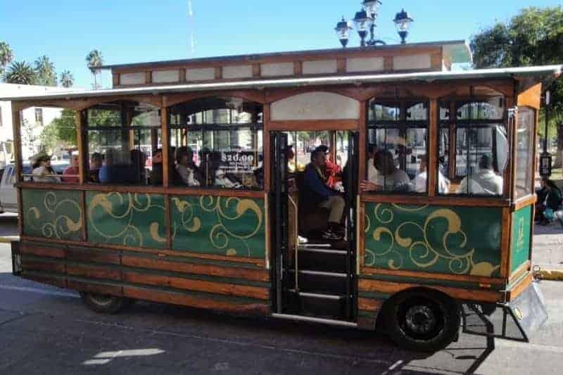 Tranvía Turístico de Durango