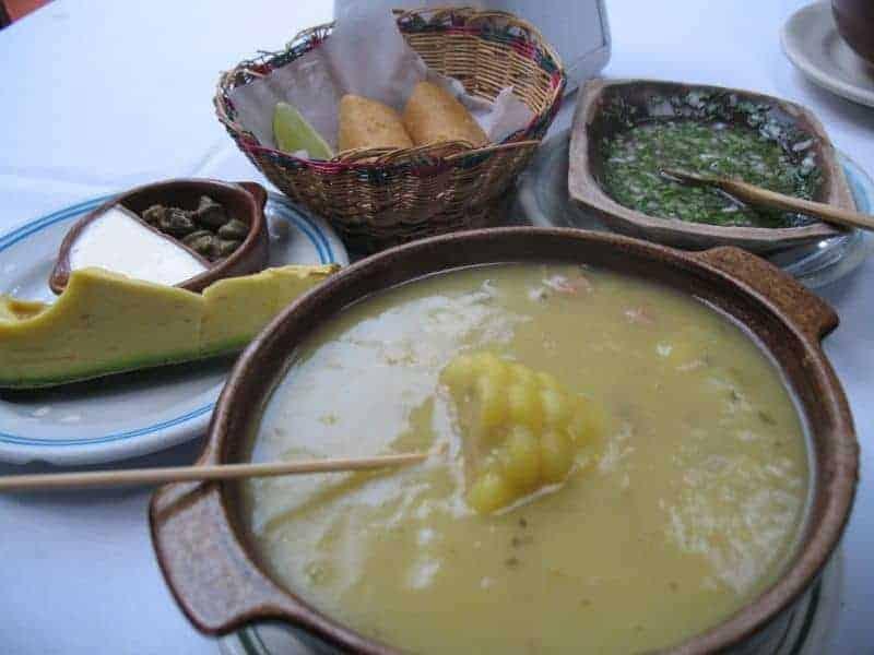 20 platos de comida típica colombiana 4