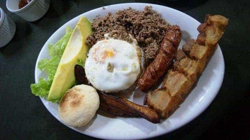 20 platos de comida típica colombiana 2