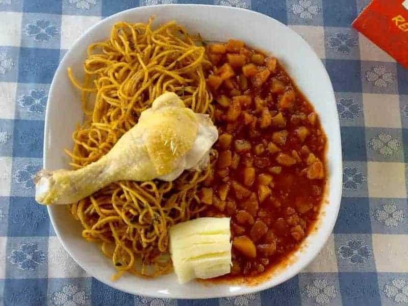 18 platos de comida típica peruana 18