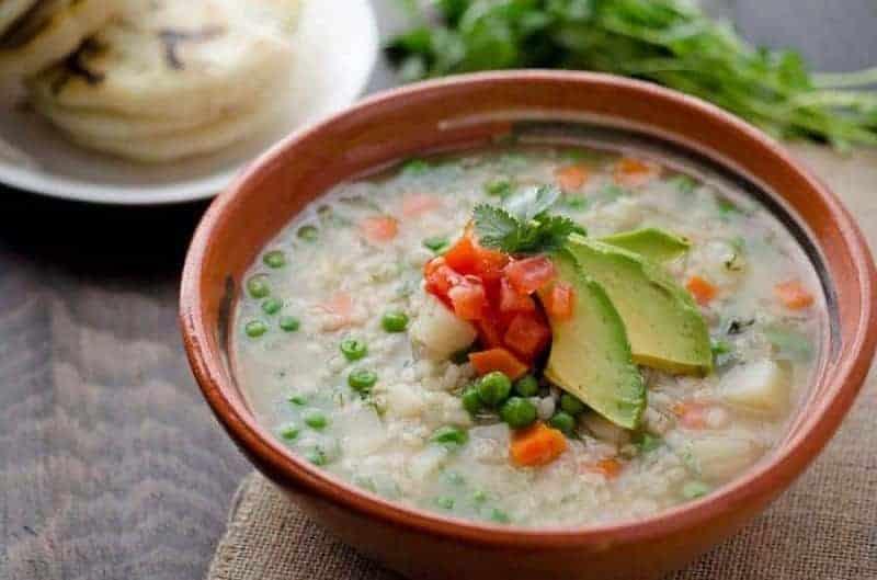 20 platos de comida típica colombiana 15