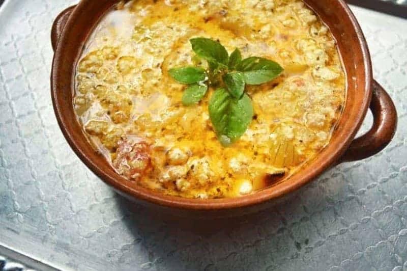 11 platos de comida típica albanesa 3