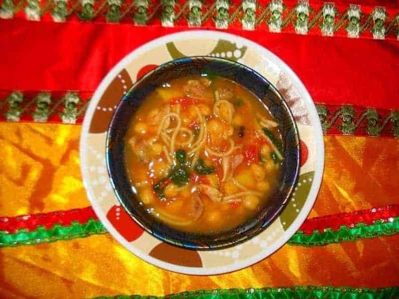 14 platos de comida típica marroquí 4
