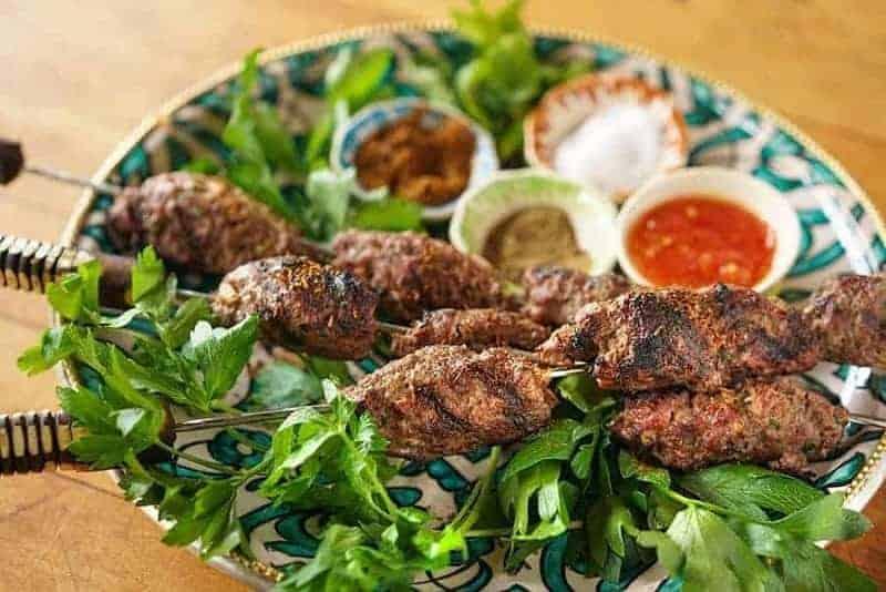 14 platos de comida típica marroquí 12