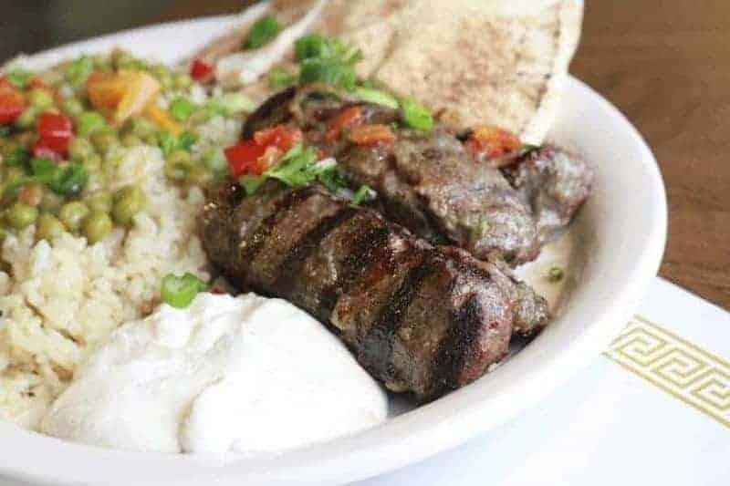 11 platos de comida típica albanesa 7