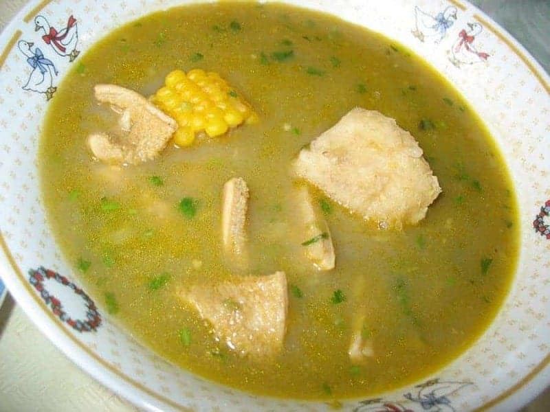 20 platos de comida típica colombiana 5