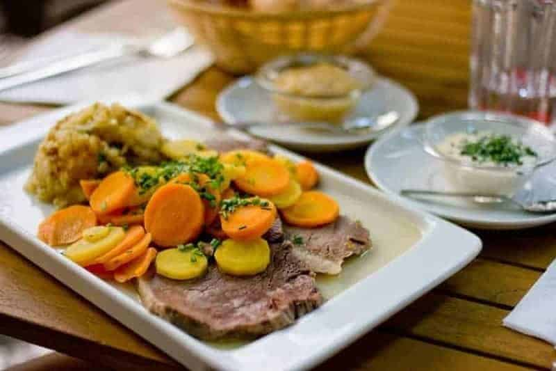 12 platos de comida típica austriaca 6