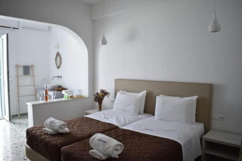 Los 9 mejores hostales de Mykonos 8