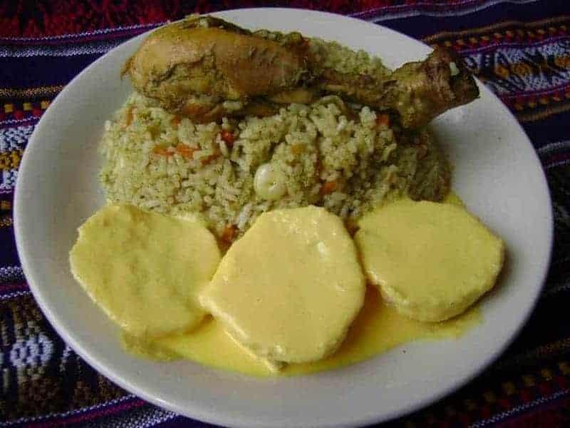 18 platos de comida típica peruana 11