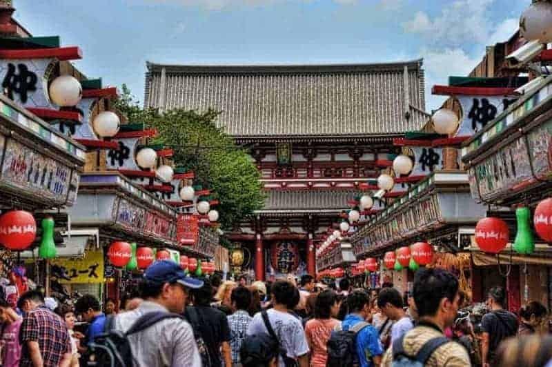 Las 20 mejores cosas que hacer en Tokio 3