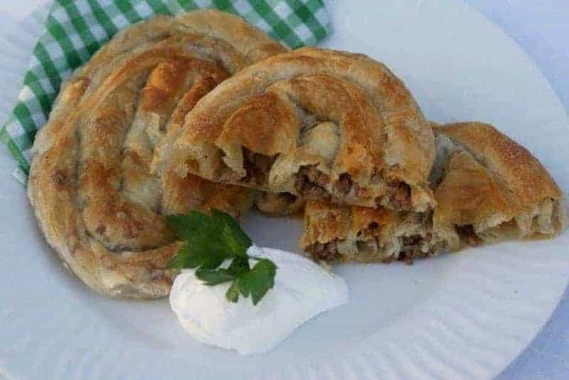 11 platos de comida típica albanesa 2