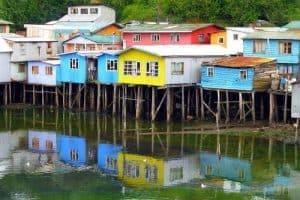 Las 7 mejores cabañas en Castro, Chile
