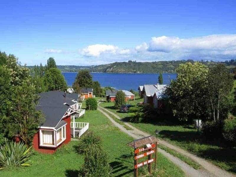 Las 7 mejores cabañas en Chiloé, Chile 8