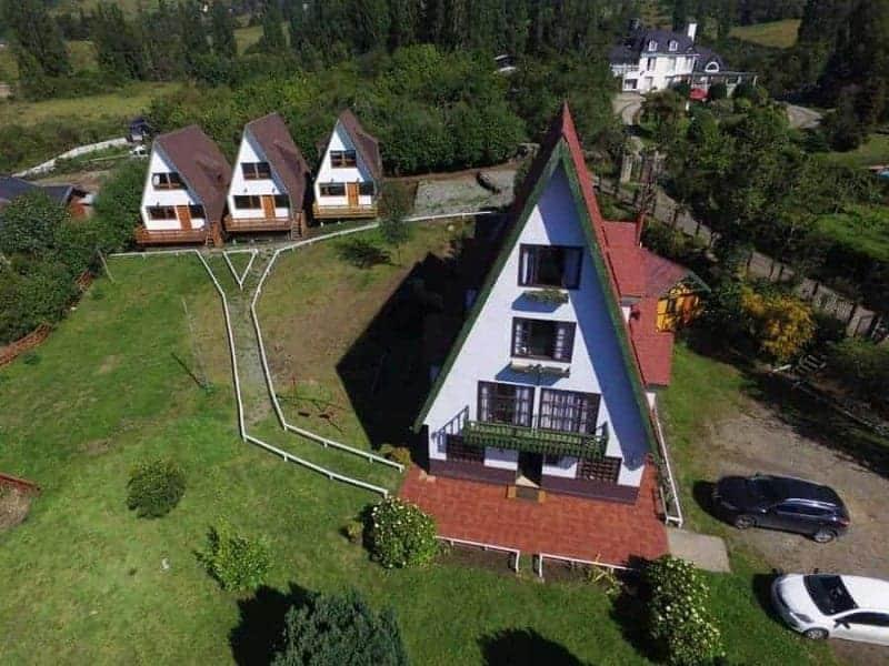 Las 7 mejores cabañas en Chiloé, Chile 7