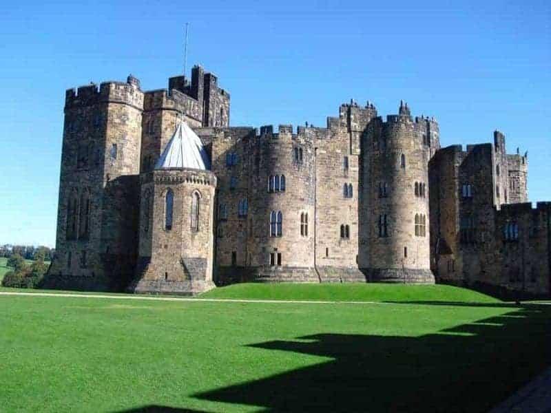 Los 15 castillos de Inglaterra más impresionantes 11