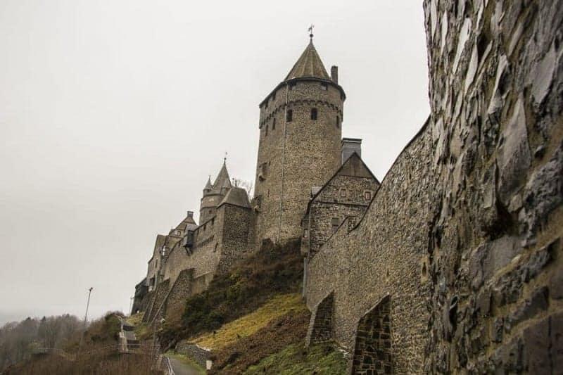25 hermosos castillos de Alemania 4