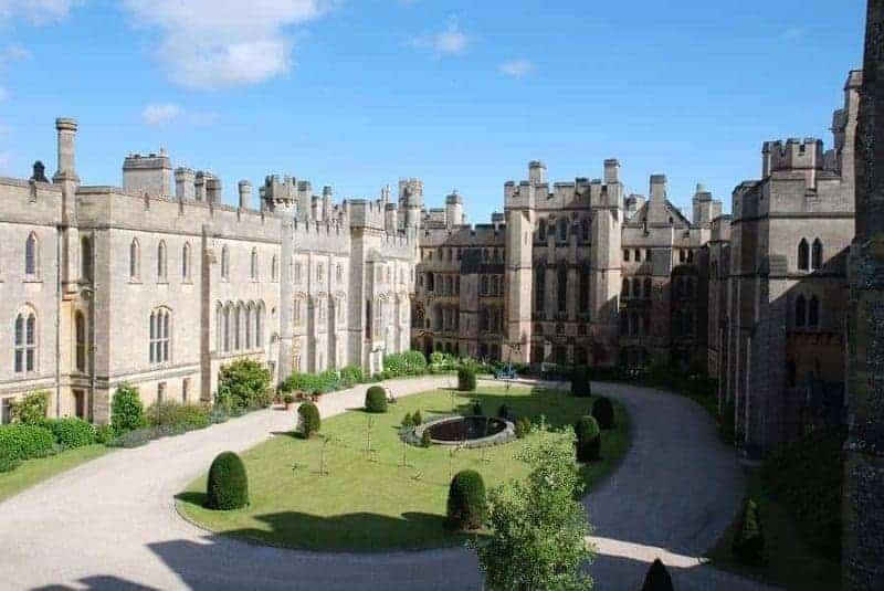 Los 15 castillos de Inglaterra más impresionantes 9