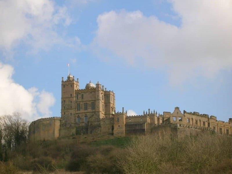 Los 15 castillos de Inglaterra más impresionantes 12