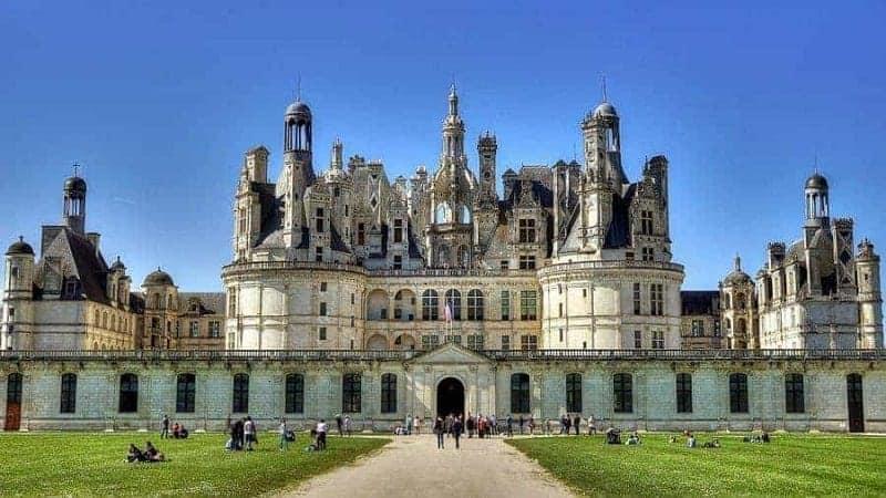 12 castillos del Loira imprescindibles de visitar 11