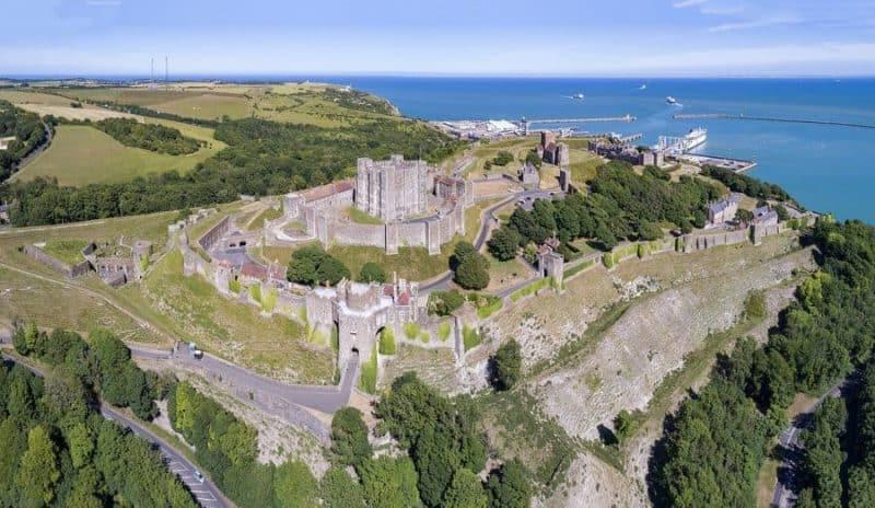 Los 15 castillos de Inglaterra más impresionantes 13