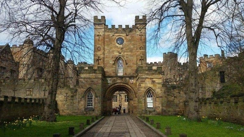 Los 15 castillos de Inglaterra más impresionantes 15