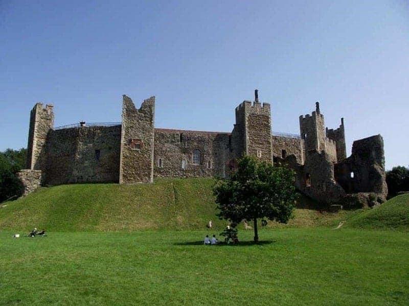 Los 15 castillos de Inglaterra más impresionantes 10