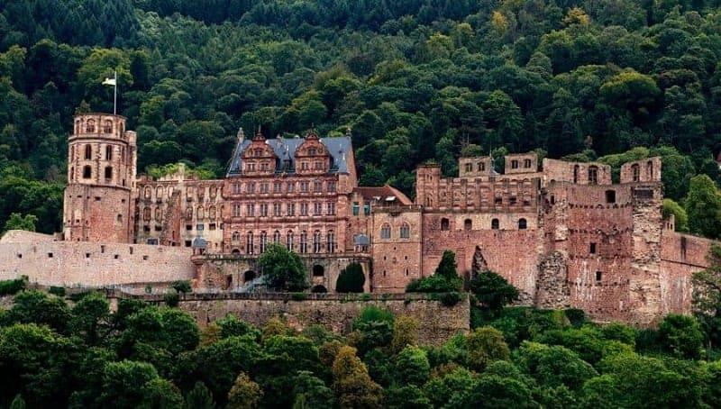 25 hermosos castillos de Alemania 11