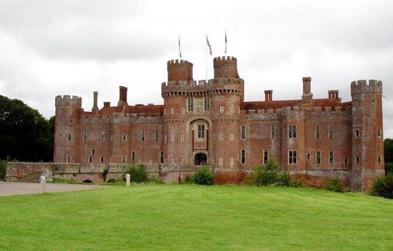 Los 15 castillos de Inglaterra más impresionantes 16