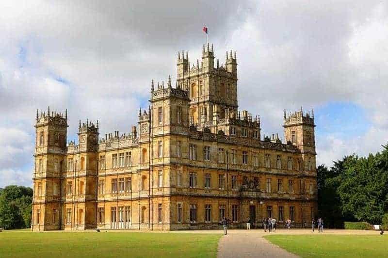 Los 15 castillos de Inglaterra más impresionantes 5