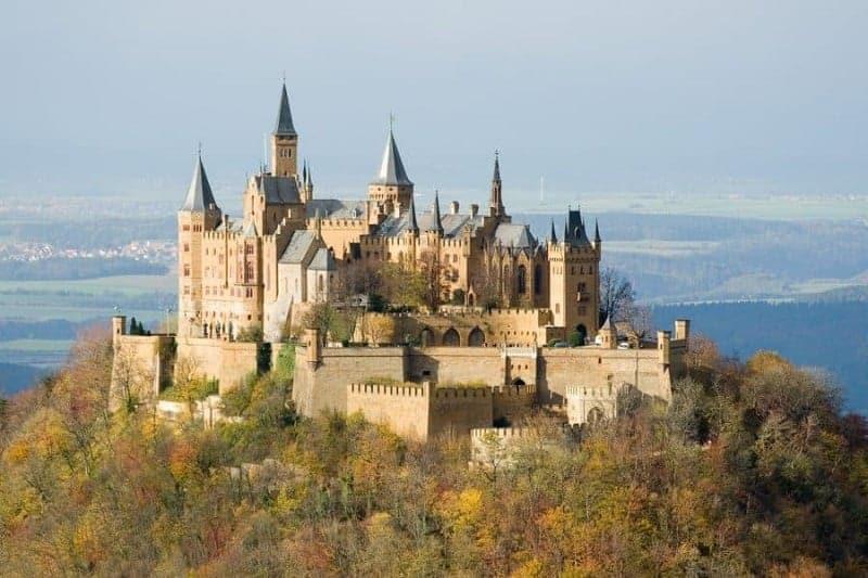 25 hermosos castillos de Alemania 14