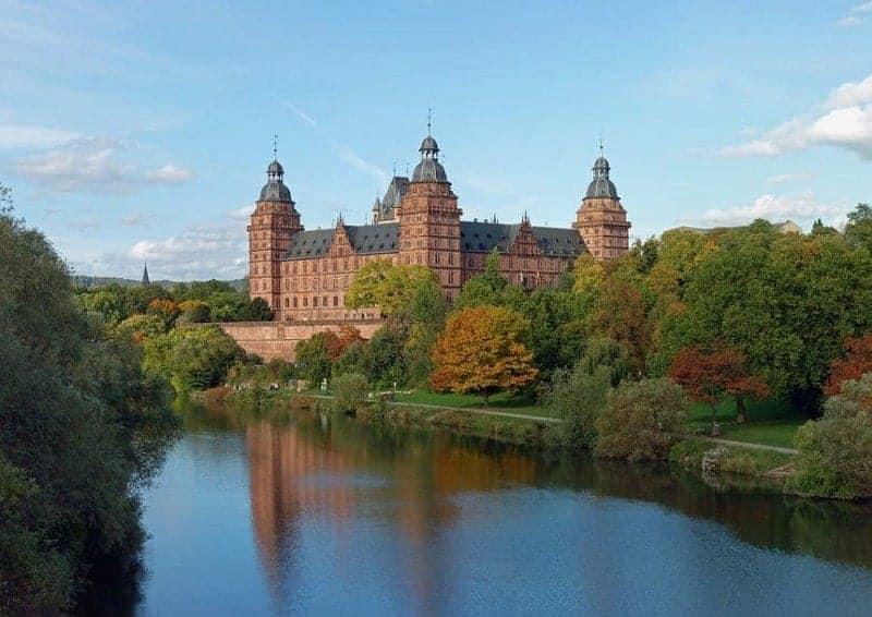 25 hermosos castillos de Alemania 20