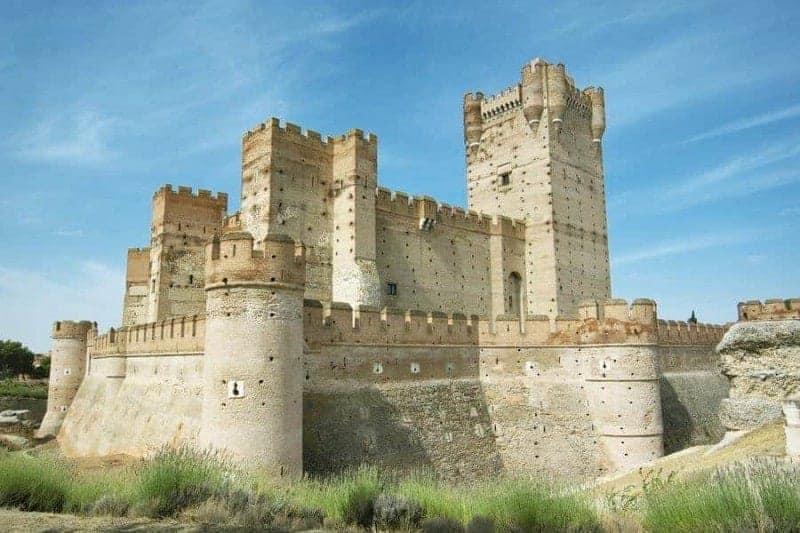 Los 10 castillos más imponentes de España 4