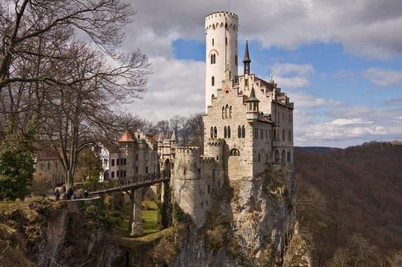 25 hermosos castillos de Alemania 15