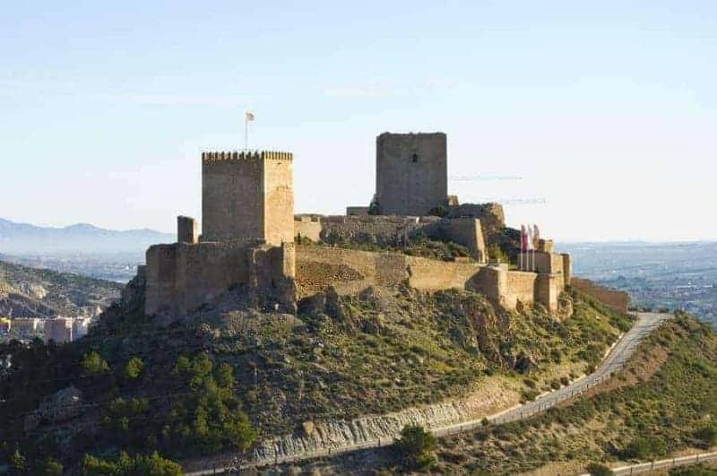 Los 10 castillos más imponentes de España 2