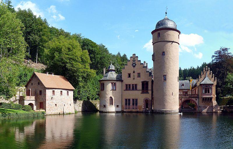 25 hermosos castillos de Alemania 17