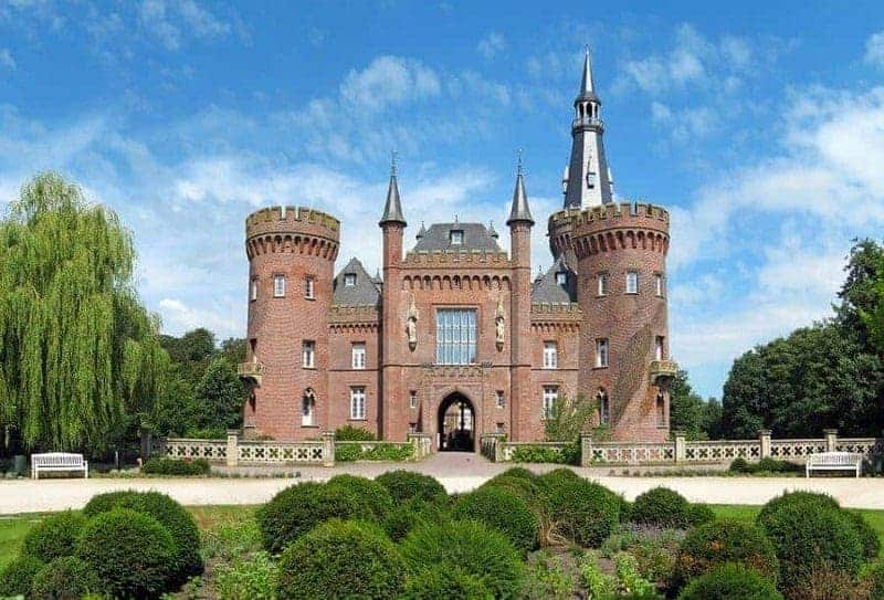 25 hermosos castillos de Alemania 18