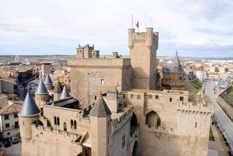 Los 10 castillos más imponentes de España 9