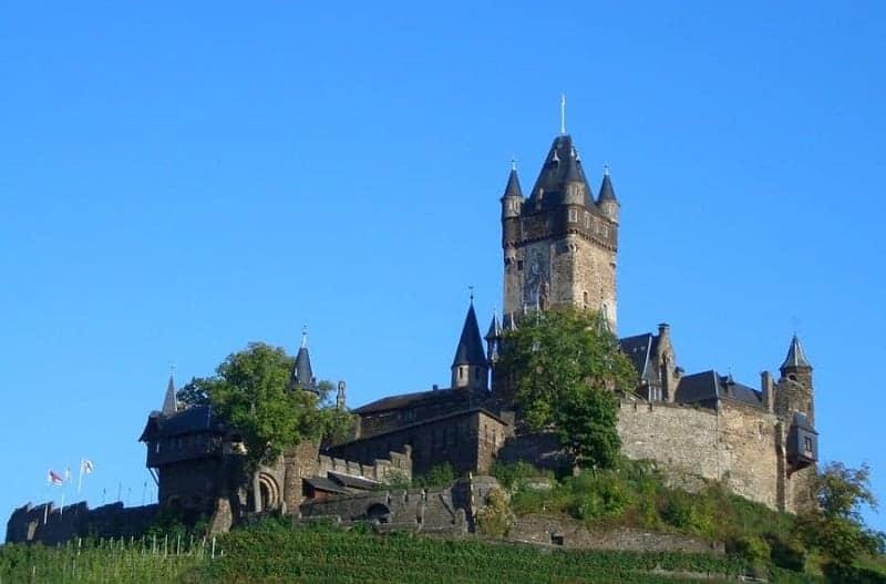 25 hermosos castillos de Alemania 19