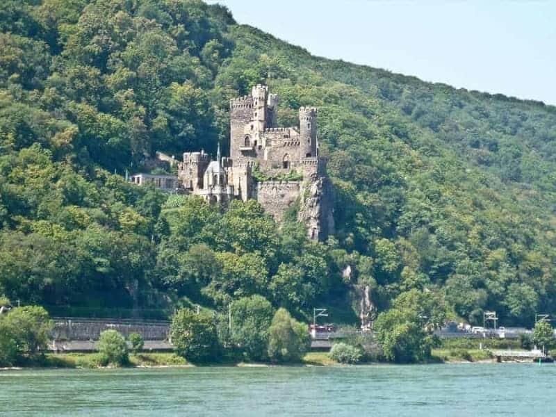 25 hermosos castillos de Alemania 6
