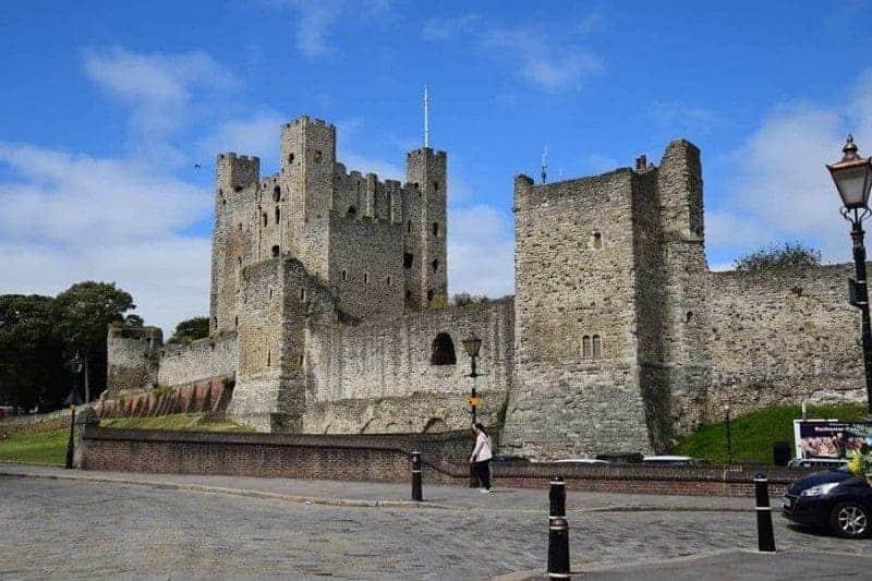Los 15 castillos de Inglaterra más impresionantes 14