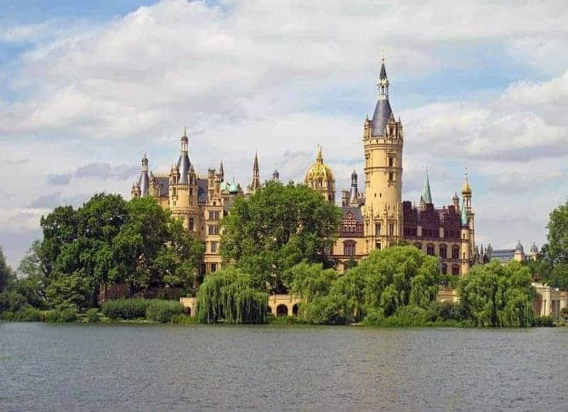 25 hermosos castillos de Alemania 21