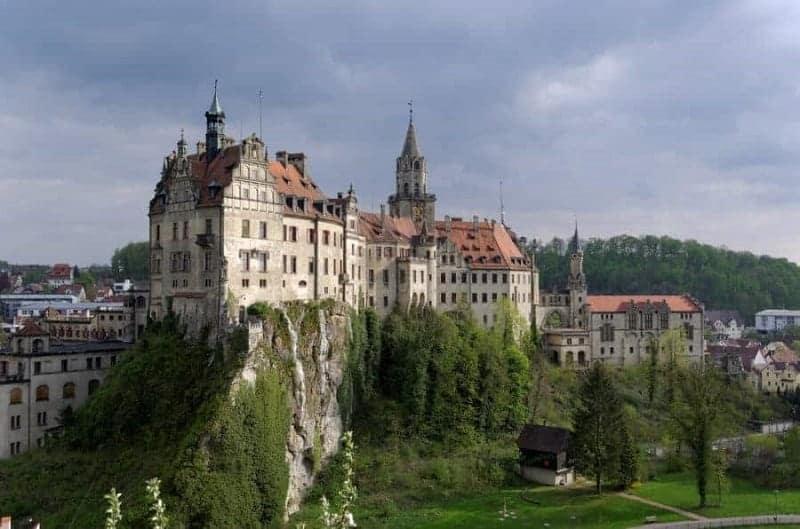 25 hermosos castillos de Alemania 22