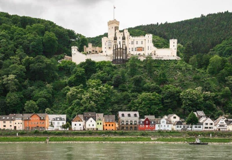25 hermosos castillos de Alemania 23