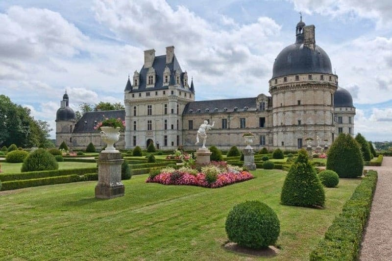 12 castillos del Loira imprescindibles de visitar 13
