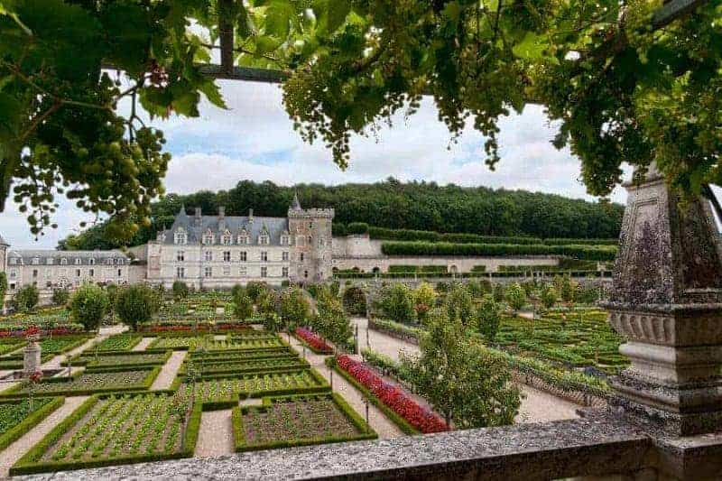 12 castillos del Loira imprescindibles de visitar 12