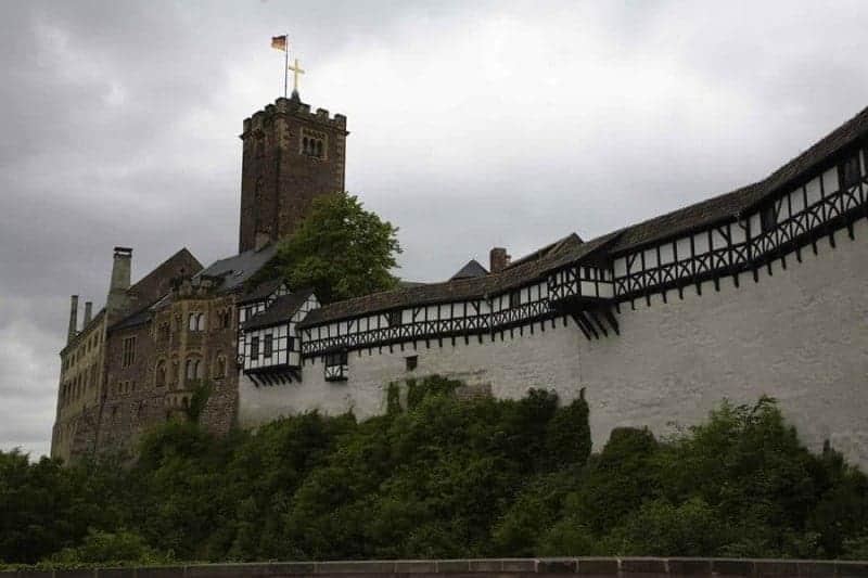25 hermosos castillos de Alemania 24