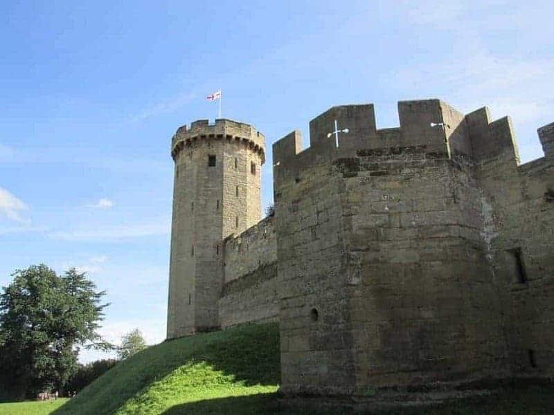 Los 15 castillos de Inglaterra más impresionantes 8